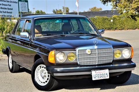 1984 Mercedes-Benz 300-Class for sale in Reseda, CA