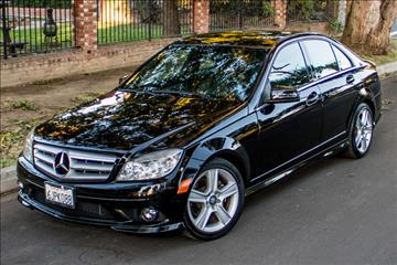 2010 Mercedes-Benz C-Class for sale in Reseda, CA