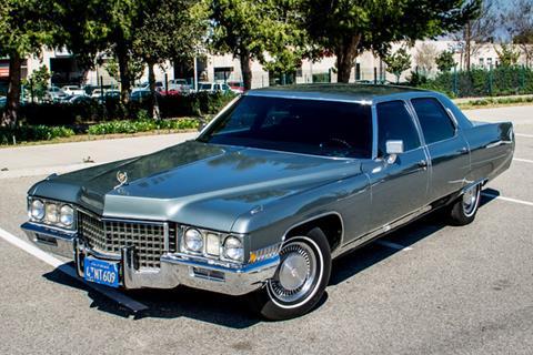 1971 Cadillac Fleetwood For Sale - Carsforsale.com®