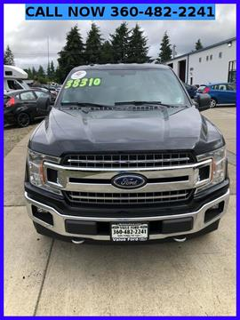 2018 Ford F-150 for sale in Elma, WA