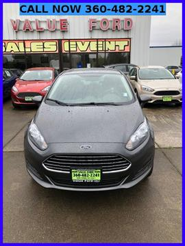 2019 Ford Fiesta for sale in Elma, WA