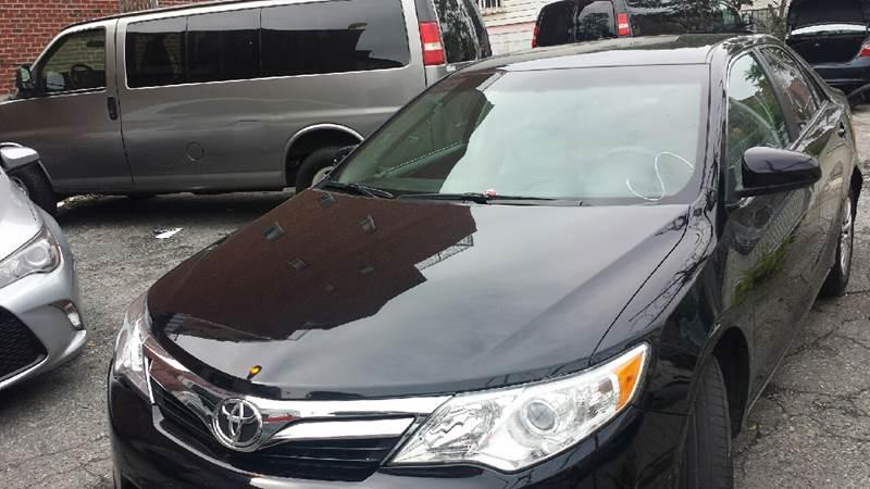2014 Toyota Camry LE 4dr Sedan - Brooklyn NY