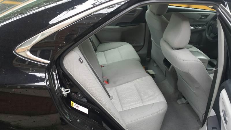 2016 Toyota Camry LE 4dr Sedan - Brooklyn NY