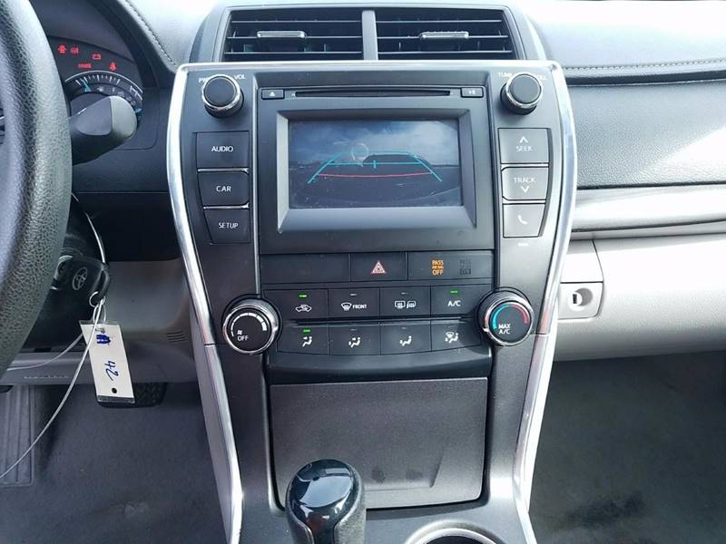 2015 Toyota Camry LE 4dr Sedan - Brooklyn NY
