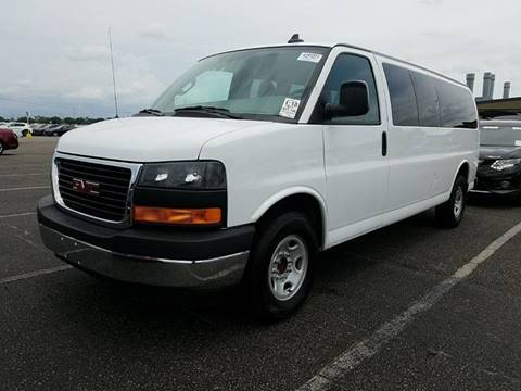 2017 GMC Savana Passenger for sale in Brooklyn, NY