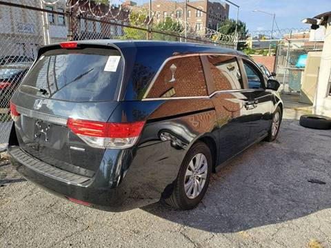 2016 Honda Odyssey for sale in Brooklyn, NY