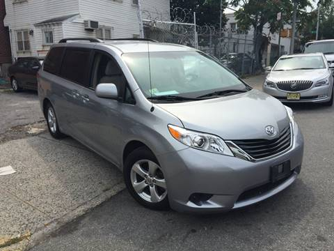2011 Toyota Sienna for sale at A & R Auto Sales in Brooklyn NY