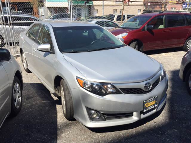 2014 Toyota Camry for sale at A & R Auto Sales in Brooklyn NY