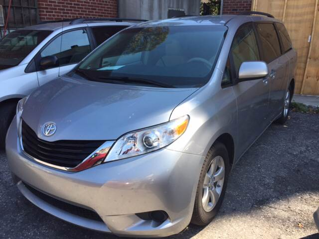 2013 Toyota Sienna for sale at A & R Auto Sales in Brooklyn NY