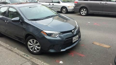 2015 Toyota Corolla for sale in Brooklyn, NY