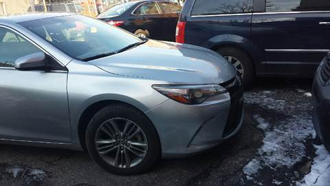 2015 Toyota Camry for sale in Brooklyn, NY
