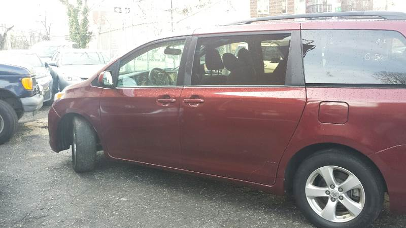2015 Toyota Sienna for sale at A & R Auto Sales in Brooklyn NY