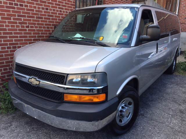 2007 Chevrolet Express Passenger for sale at A & R Auto Sales in Brooklyn NY