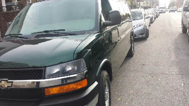 2008 Chevrolet Express Passenger for sale at A & R Auto Sales in Brooklyn NY
