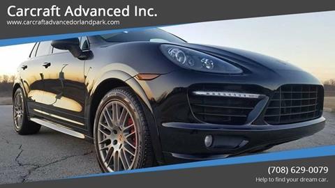 2014 Porsche Cayenne for sale in Orland Park, IL