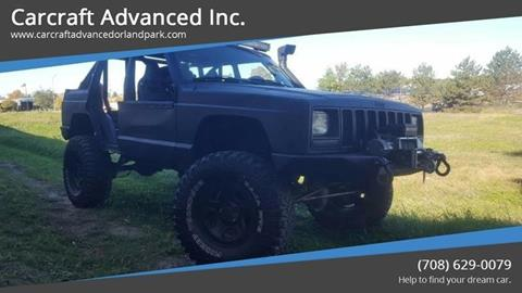 1997 Jeep Cherokee for sale in Orland Park, IL
