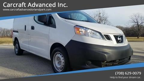 2016 Nissan NV200 for sale in Orland Park, IL