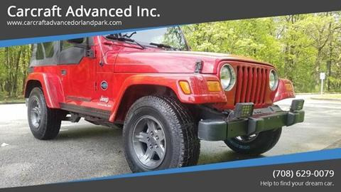 2005 Jeep Wrangler for sale in Orland Park, IL