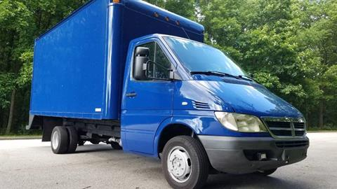 2004 Dodge Sprinter Cab Chassis for sale in Orland Park, IL