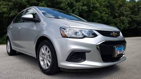 2017 Chevrolet Sonic for sale in Orland Park, IL