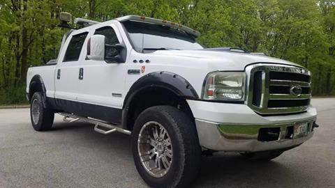 2006 Ford F-250 Super Duty for sale in Orland Park, IL