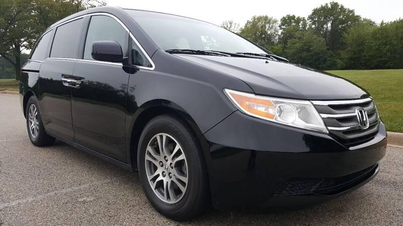 2011 Honda Odyssey EX 4dr Mini Van   Orland Park IL