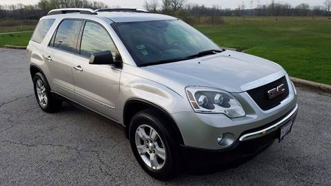 2008 GMC Acadia for sale in Orland Park, IL