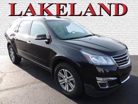 2016 Chevrolet Traverse for sale in Lake Mills WI