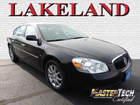 2007 Buick Lucerne for sale in Lake Mills WI