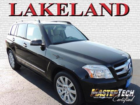 2012 Mercedes-Benz GLK for sale in Lake Mills, WI