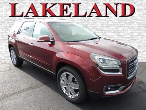 2017 GMC Acadia Limited for sale in Lake Mills, WI
