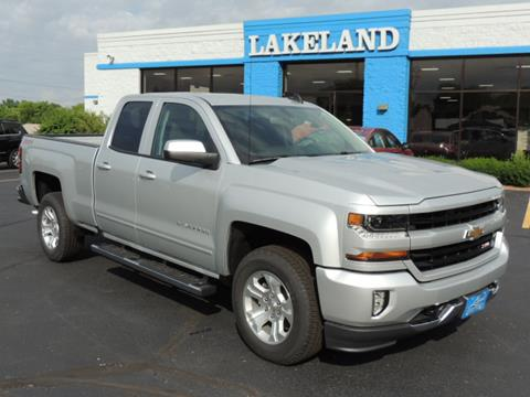 2017 Chevrolet Silverado 1500 for sale in Lake Mills WI