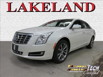 2013 Cadillac XTS for sale in Lake Mills, WI