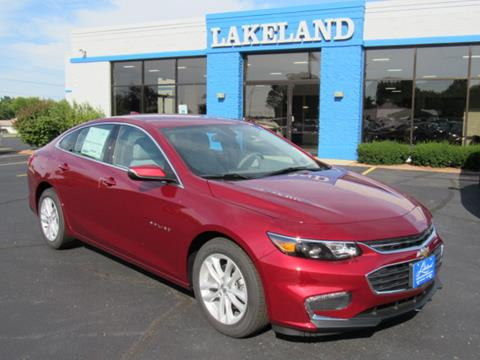 2018 Chevrolet Malibu for sale in Lake Mills, WI