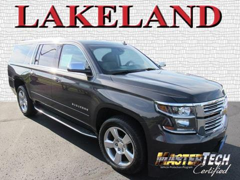 2015 Chevrolet Suburban for sale in Lake Mills, WI