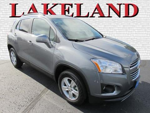 2015 Chevrolet Trax for sale in Lake Mills, WI