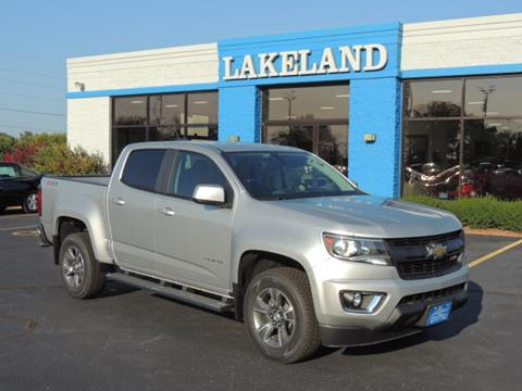 2017 Chevrolet Colorado for sale in Lake Mills WI