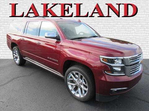 2017 Chevrolet Suburban for sale in Lake Mills WI