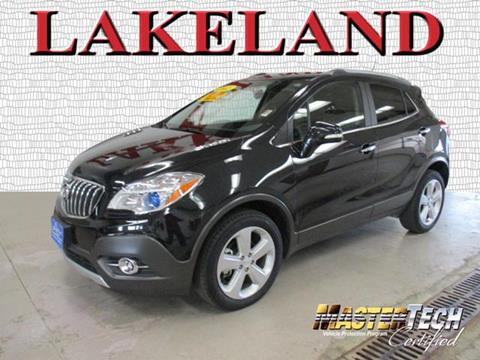 2015 Buick Encore for sale in Lake Mills, WI