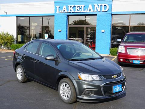 2018 Chevrolet Sonic for sale in Lake Mills, WI
