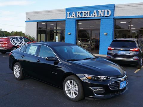 2018 Chevrolet Malibu for sale in Lake Mills, WI