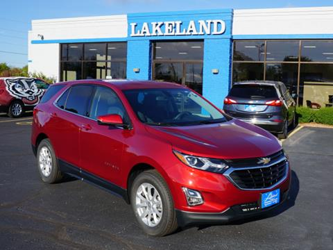 2018 Chevrolet Equinox for sale in Lake Mills, WI