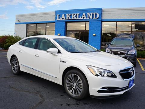 2018 Buick LaCrosse for sale in Lake Mills, WI