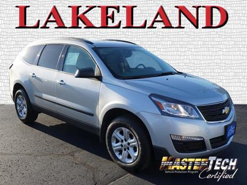 2014 Chevrolet Traverse for sale in Lake Mills, WI