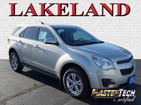 2015 Chevrolet Equinox for sale in Lake Mills, WI