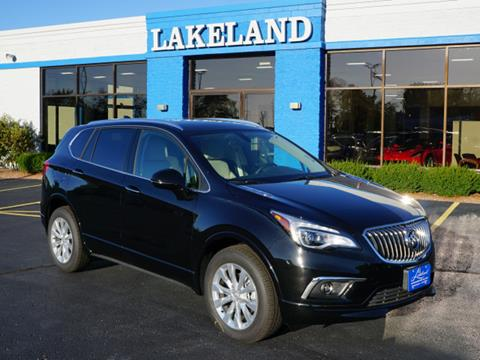2018 Buick Envision for sale in Lake Mills, WI