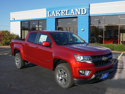 2018 Chevrolet Colorado for sale in Lake Mills, WI