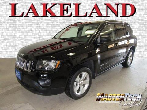 2015 Jeep Compass for sale in Lake Mills WI