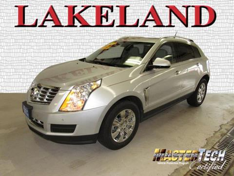 2015 Cadillac SRX for sale in Lake Mills, WI