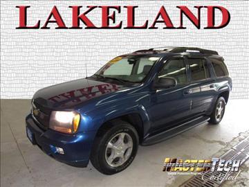 2006 Chevrolet TrailBlazer EXT for sale in Lake Mills, WI